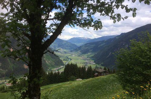 Blick vom Zellberg