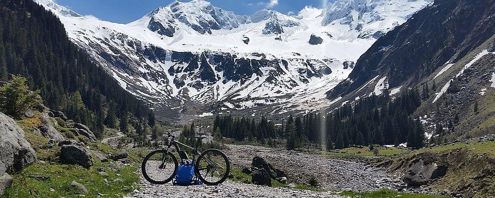 Ins Stilluptal mit den E-Bikes der ZillerSeasons