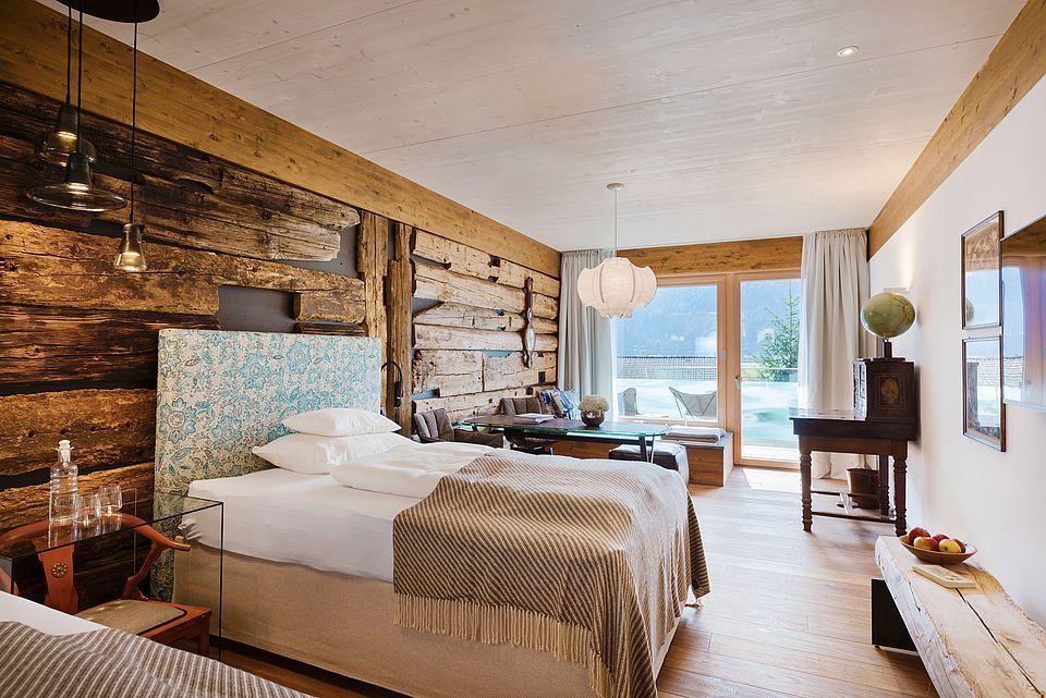 raum f r den zufall zillerseasons luxusurlaub im zillertal. Black Bedroom Furniture Sets. Home Design Ideas