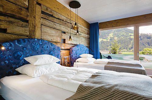 Schlafen in himmlischer Ruh: Luxuriöse Betten im SkyLoft Grand Hotel