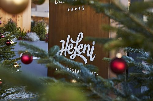 The experienced sommeliers in HeLeni Restaurant know their wines